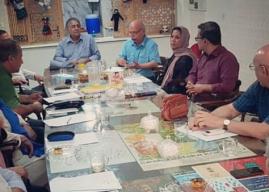 انتخابات داخلی هیئتمدیرهی انجمن برگزار شد