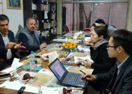 دیدار با فعالان نمایشگاههای بینالمللی چین